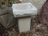 Portland and Tetbury limestone Birdbath        