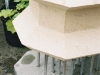 Detail of Birdbath/waterfall