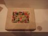 Tetbury limestone with mosaic inlay trinket box