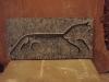 Uffington Horse, Delabole Slate