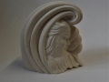 Poseidon, Hand carved French limestone, £285