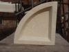 Fan bowl, tetbury limestone, £38