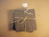 4 Welsh slate coasters, 3.5 inches square. Other sizes and numbers available to order.