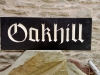 OIled Welsh slate house name