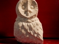Hand carved Lepine limestone
