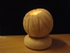 Tetbury limestone 5inch diameter ball £110