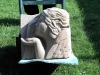 My prize winning carving from the Ludlow stone carving weekend. 