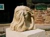 Elfin girl, Syreford limestone.
