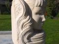 Scarlett, Lepine limestone.