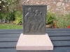 Two Freeminers, Welsh slate and Forest of dean Sandstone