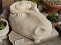 Jingo the Dragon Tetbury limestone