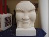 Funny Face, Tetbury limestone.