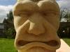 Guard Beastie. Tetbury Limestone.