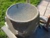 Acorn cup as a work in progress