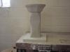 Tetbury limestone daisy bowl birdbath, commission. £650