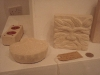 Various small stone carvings