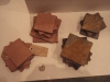Coasters, slate and forest of dean sandstone