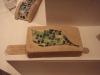 Tetbury limestone with mosaic leaf detail