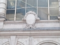 beautiful carving at Victoria station, London1.