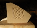 Celtic knotwok, commission with numerals