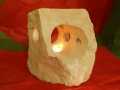Candle cave £55, Forest of Dean sandstone.