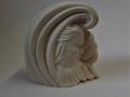 Poseidon, Hand carved French limestone, £285