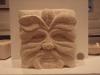 The Green Man, Tetbury limestone