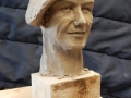 Harold Edwards - Clay Maquette