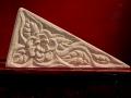 Hand carved Tetbury limestone