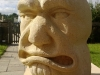 Tetbury limestone Guard Grotesque
