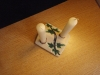 Ivy leaves candle stick