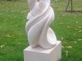 Seashell, Migne limestone. poa.