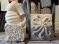 Sea inspired sculptures from £1200