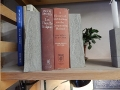 Wheat bookends