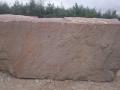 stone for War Memorial.
