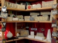 An assortment of creations in my studio for sale