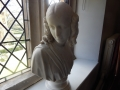 Beautiful marble bust