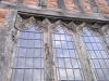 wooden window tracery