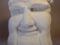 Mischevious Monk Tetbury limestone SOLD